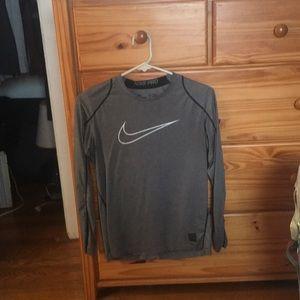 Nike Pro long sleeve tee